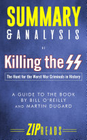 Summary & Analysis of Killing the SS