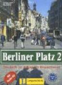 Berliner Platz 2 alumno y ejercicios con CD audio