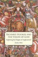 Pdf Richard Hooker and the Vision of God