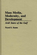 Mass Media, Modernity, and Development