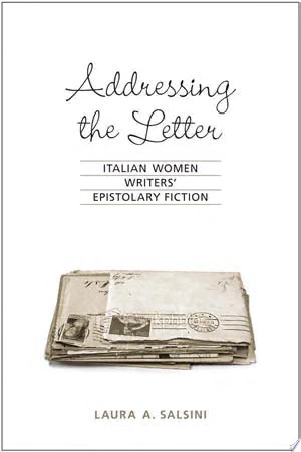Addressing the Letter