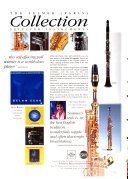 Clarinet And Saxophone Book