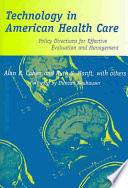 Technology in American Health Care