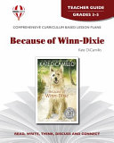 Because of Winn Dixie Teacher Guide