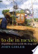 To Die In Mexico Book