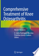 Comprehensive Treatment of Knee Osteoarthritis
