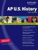 Kaplan AP U S  History 2007 Edition