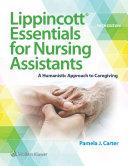 Lippincott Essentials For Nursing Assistants Book PDF