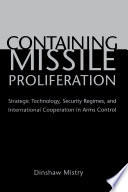 Containing Missile Proliferation