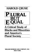 Plural But Equal Book PDF