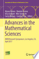Advances in the Mathematical Sciences