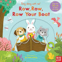 Sing Along With Me  Row  Row  Row Your Boat