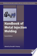 Handbook Of Metal Injection Molding Book PDF