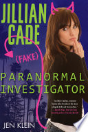 Jillian Cade   Fake  Paranormal Investigator