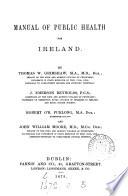 Manual of Public Health for Ireland