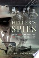 Hitler s Spies