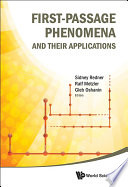 First Passage Phenomena and Their Applications