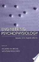 Engineering Psychophysiology