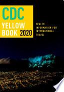 CDC Yellow Book 2020