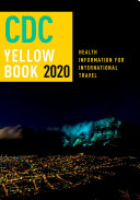 CDC Yellow Book 2020