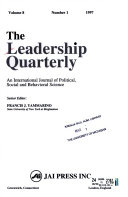 The Leadership Quarterly