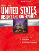 United States History and Government Book