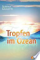 Tropfen Im Ozean
