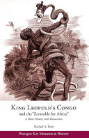 Pdf King Leopold's Congo and the