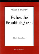 Esther, the Beautiful Queen