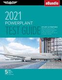 Powerplant Test Guide 2021 Book PDF