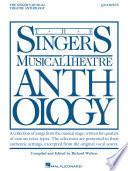 Singer s Musical Theatre Anthology   Quartets