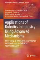 Applications of Robotics in Industry Using Advanced Mechanisms [Pdf/ePub] eBook