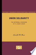 Union Solidarity
