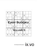 Easy Sudoku Volume 5