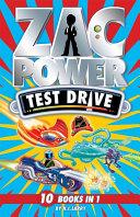 Zac Power Test Drive: 10 Books in 1