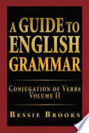 A Guide to English Grammar