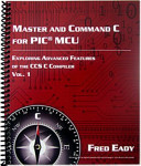 Master and Command C for PIC   MCU Book