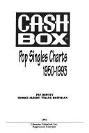 Cash Box Pop Singles Charts, 1950-1993