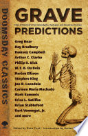 Grave Predictions Book