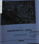 Proposed D.C. Sports and Entertainment Arena ebook