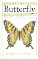 Handbook for Butterfly Watchers