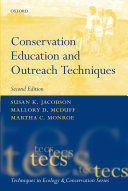 Pdf Conservation Education and Outreach Techniques Telecharger