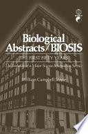 Biological Abstracts   BIOSIS