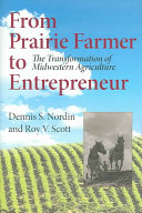 Pdf From Prairie Farmer to Entrepreneur