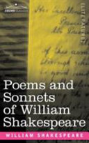 Poems and Sonnets of William Shakespeare Pdf/ePub eBook