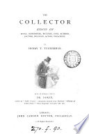The collector  essays on books  newspapers   c
