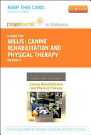 Canine Rehabilitation and Physical Therapy - Pageburst E-Book on VitalSource (Retail Access Card)