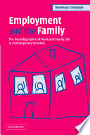 Employment and the Family