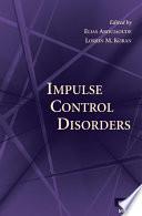 Impulse Control Disorders Book PDF