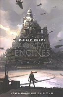 link to Mortal engines in the TCC library catalog